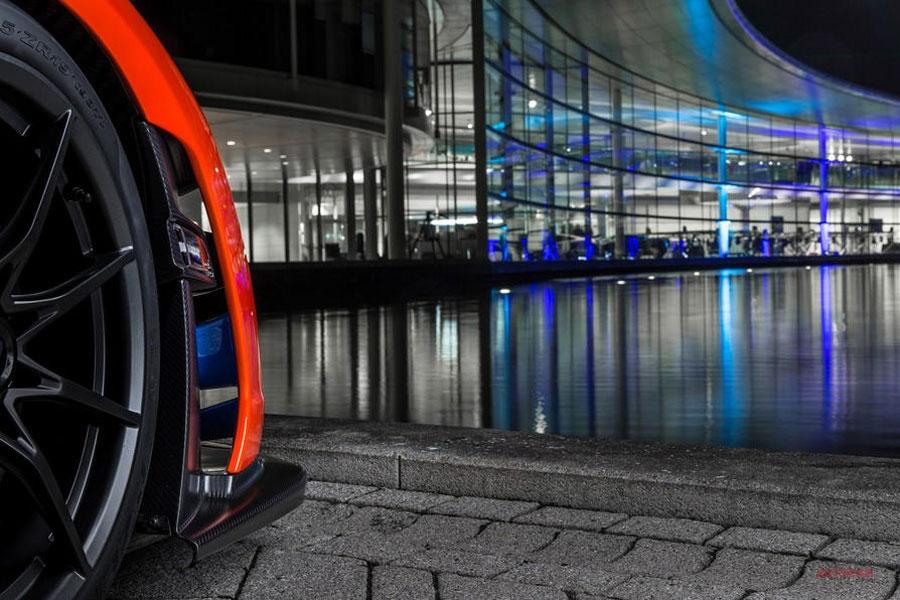 実車写真 マクラーレン・セナの画像
