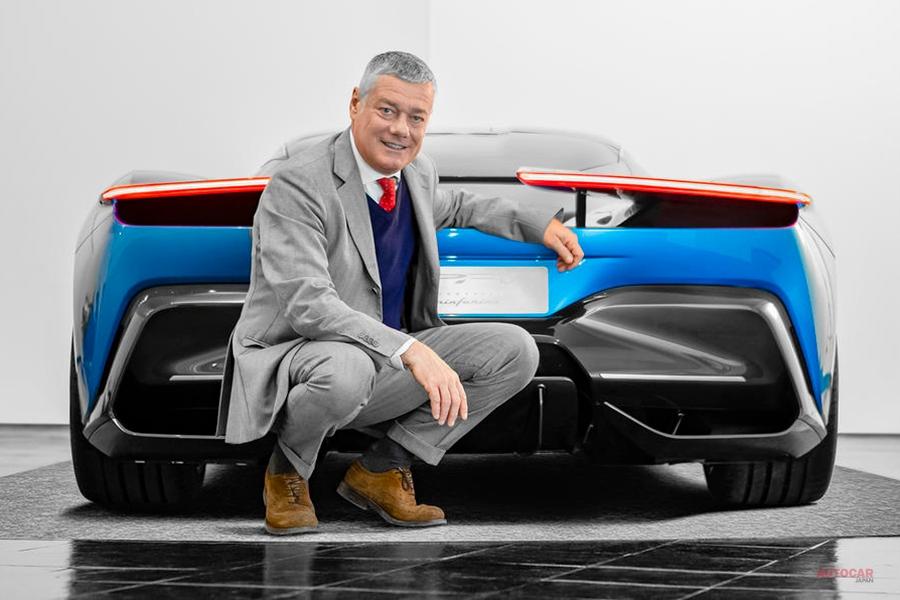 カルマ・オートモーティブは、米国に本拠を置く中国資本の高級車メーカー。イタリアのデザイン・ハウスと手を組むことで開発を加速させる狙いがある。