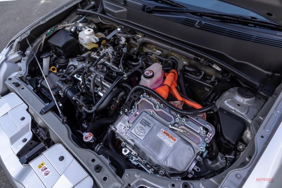 トヨタ・サクシードTX(ハイブリッド)