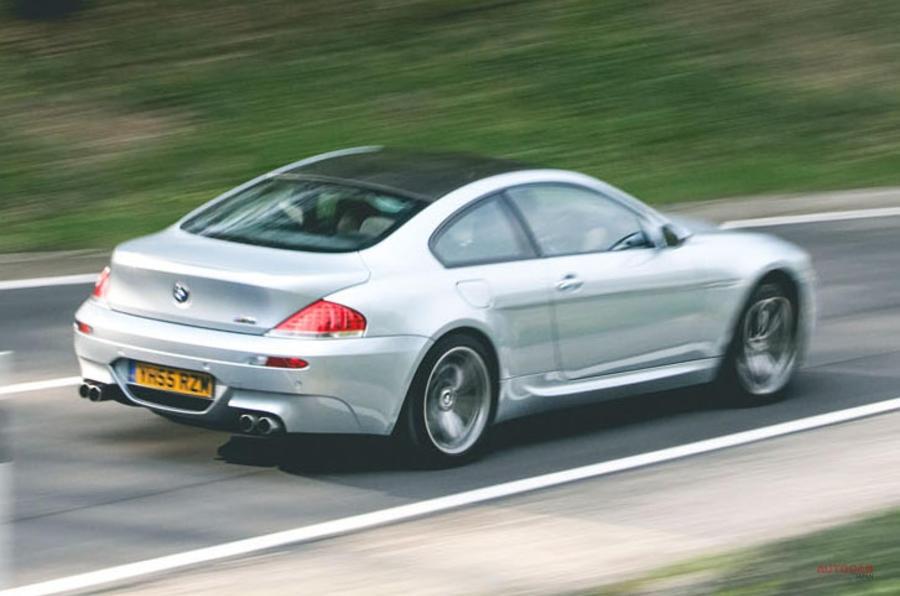 BMW M6(2代目E63型)