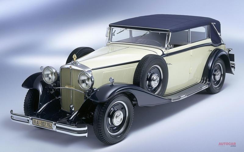 マイバッハDS8(1931)