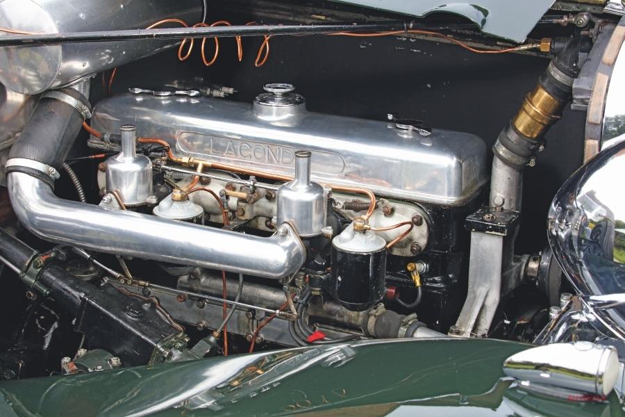 ラゴンダLG45(1935年)