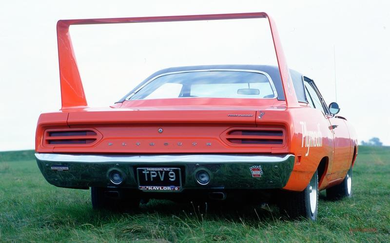 プリマス・ロードランナー・スーパーバード(1970)