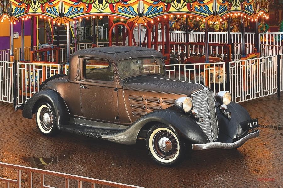 レオ・フライング・クラウド 170デラックス・クーペ(1934年)