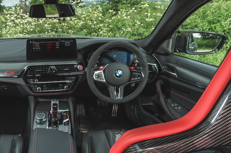 BMW M5 CS(英国仕様)