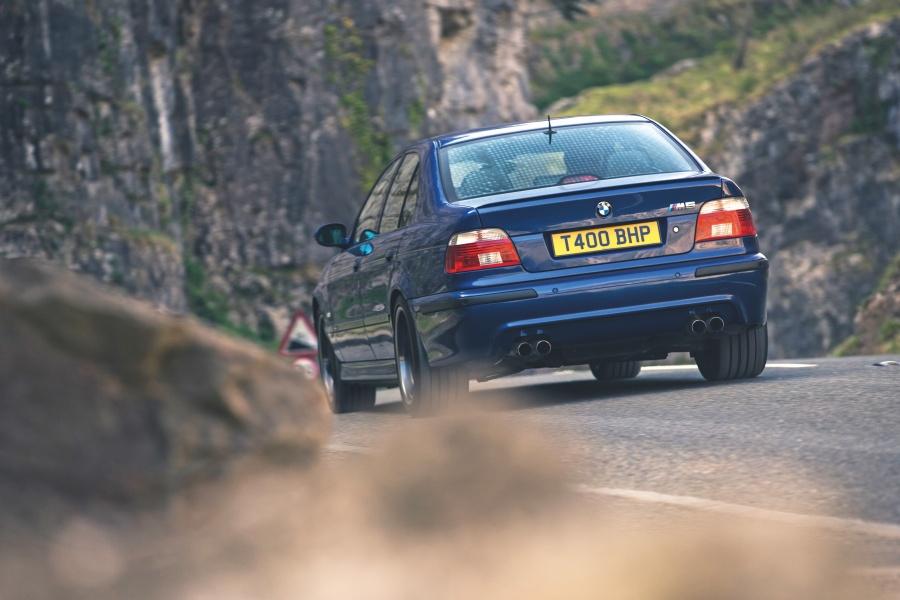 BMW M5(E39型/1998〜2003年/英国仕様)