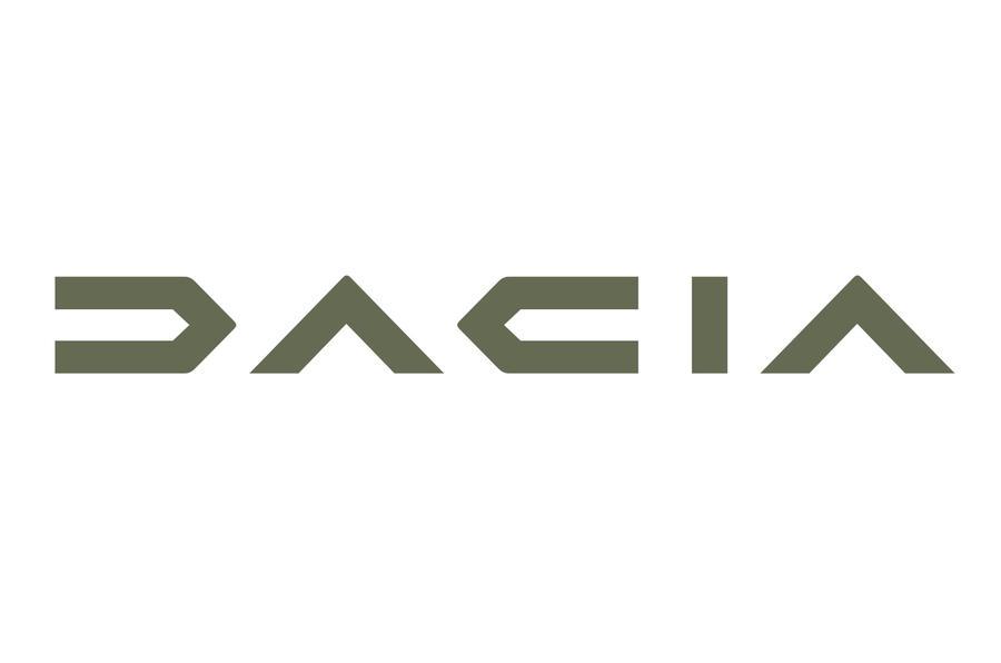 ダチアの新しいロゴ