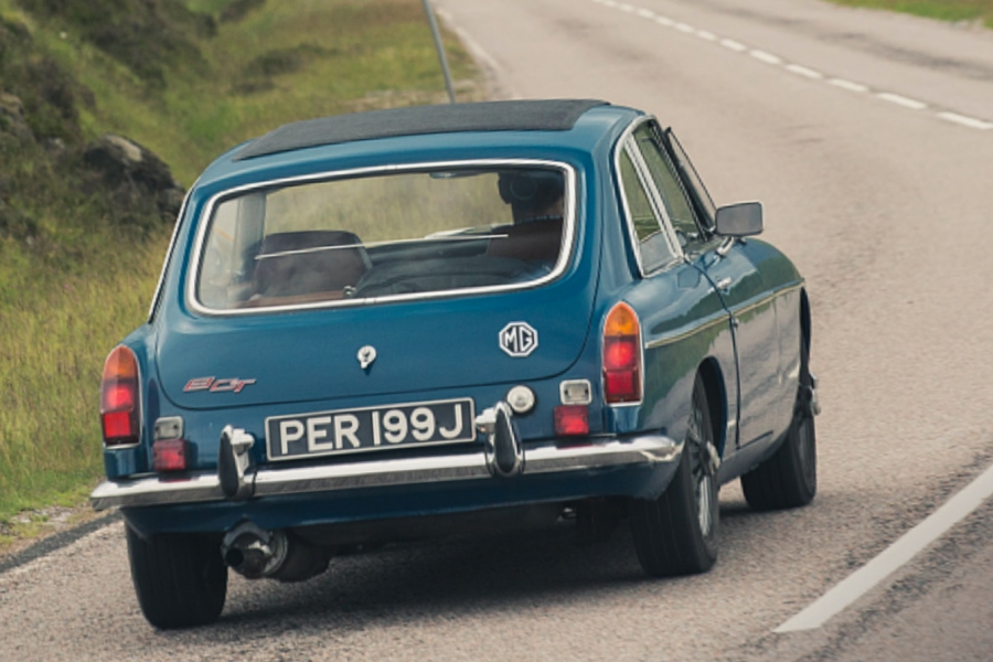 MGB GT Mk2(1970年/英国仕様)